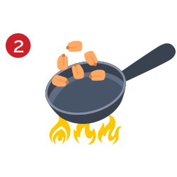 Fritura maiz