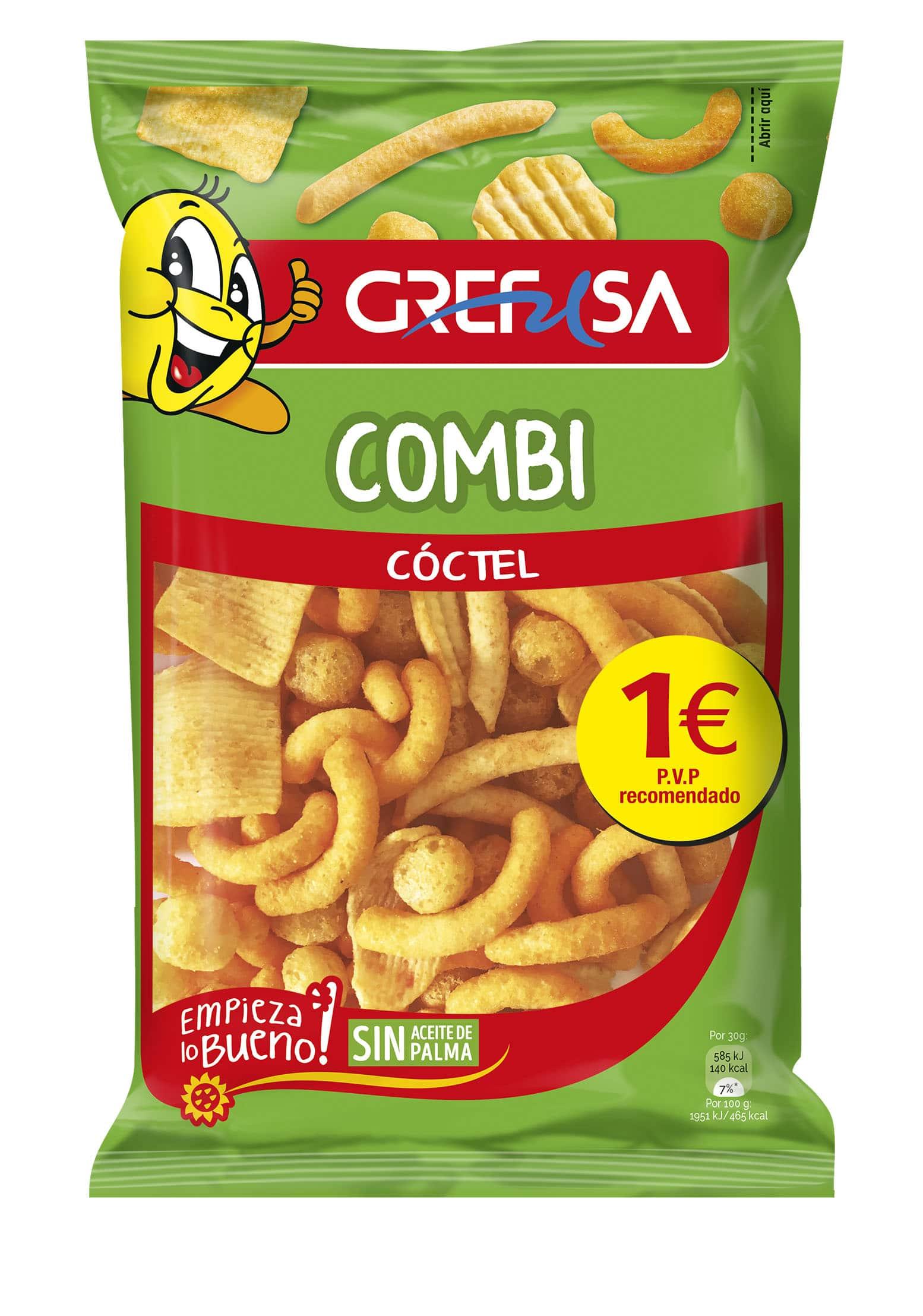 grefusa combi coctel