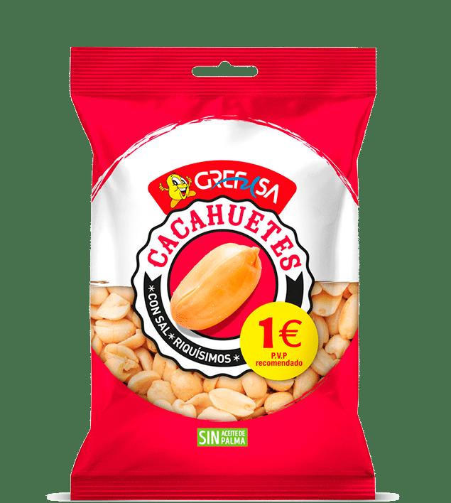 FFSS 04 - Cacahuetes con sal