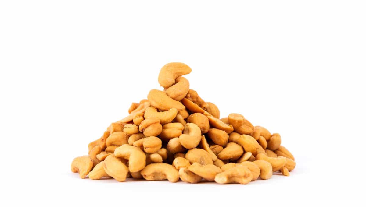 Anacardos: fuente de vitaminas y minerales