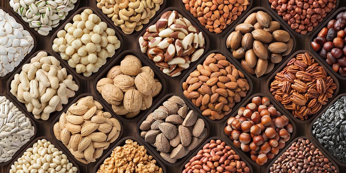 Los Frutos Secos en la Dieta Mediterránea