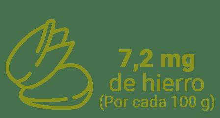 PISTACHO - 5 frutos secos que son fuente de hierro