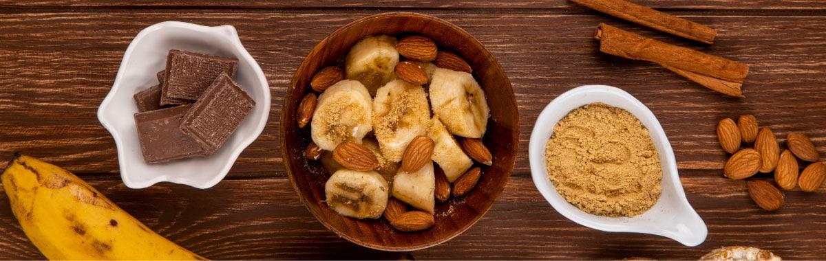GREFUSA Bizcocho 1 - Bizcocho con Frutos Secos