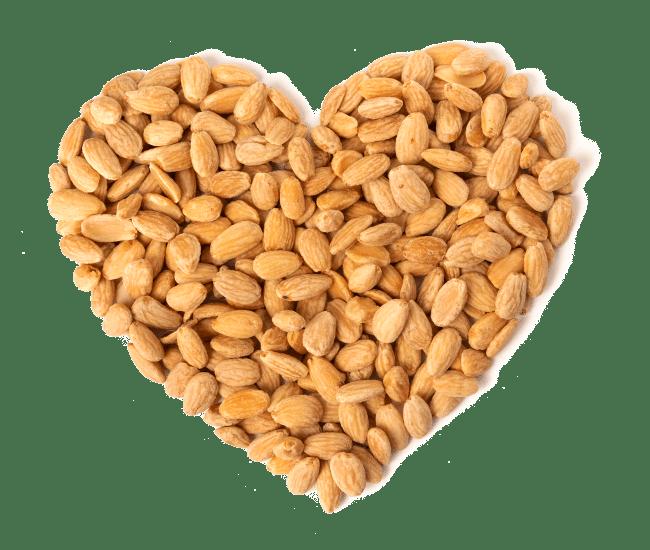 Corazón Frutos Secos Grefusa