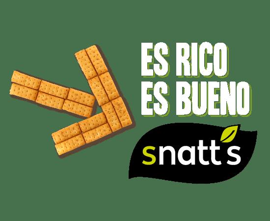 Es Rico Es Bueno Snatt's