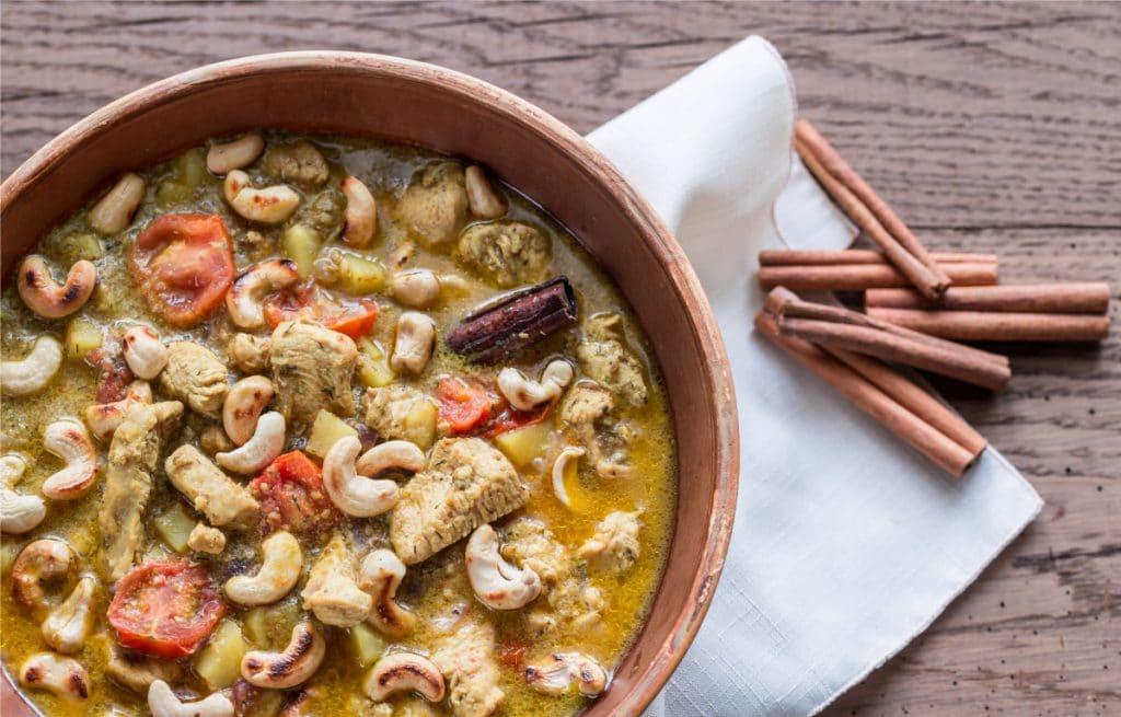 GREFUSA Pollo Frutos Secos 3 1024x655 - Ideas de Snacks Saludables con frutos secos